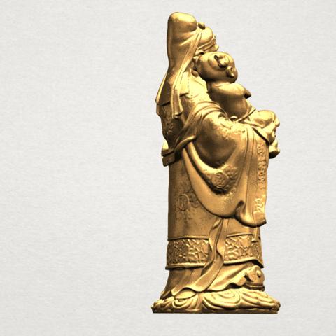 Fook (Fook Look Sao) 80mm - B05.png Download free STL file Fook (Fook Look Sao) • 3D printer template, GeorgesNikkei