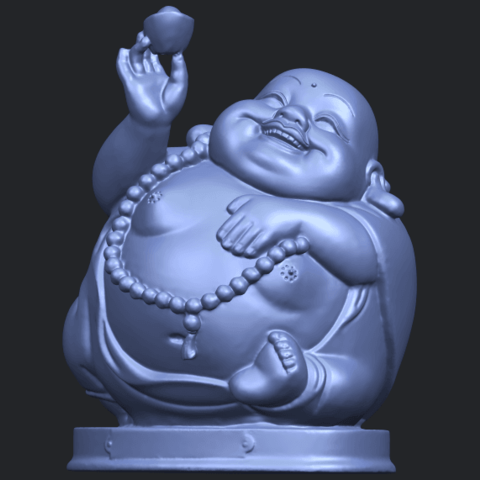 18_Metteyya_Buddha_07_-_88mmB02.png Download free 3DS file Metteyya Buddha 07 • 3D printer model, GeorgesNikkei