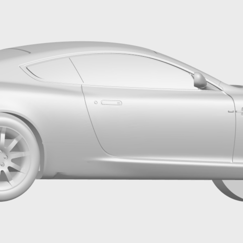 03_TDB006_1-50_ALLA06.png Download free STL file Aston Martin DB9 Coupe • 3D printer template, GeorgesNikkei