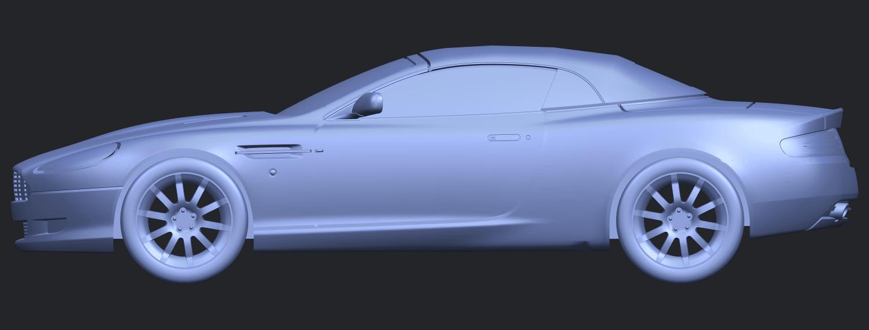 TDB007_1-50 ALLA01.png Download free STL file Aston Martin DB9 Cabriolet • 3D print model, GeorgesNikkei