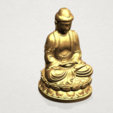 Gautama Buddha young - C04.png Télécharger fichier STL gratuit Gautama Bouddha Bouddha • Objet imprimable en 3D, GeorgesNikkei