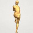 TDA0463 Naked Girl 17 A04.png Download free STL file Naked Girl 17 • Design to 3D print, GeorgesNikkei