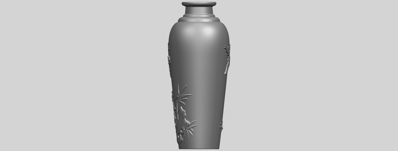 18_TDA0498_Vase_01A06.png Télécharger fichier STL gratuit Vase 01 • Modèle pour impression 3D, GeorgesNikkei