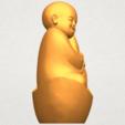A09.png Télécharger fichier STL gratuit Petit Moine 04 • Modèle imprimable en 3D, GeorgesNikkei