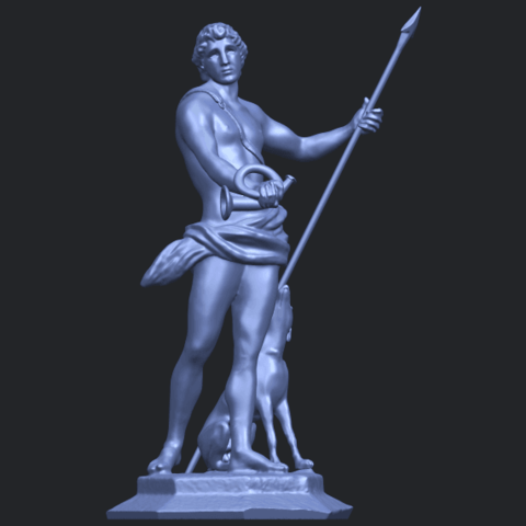 07_TDA0265_MeleagerB01.png Download free STL file Meleager • 3D printing model, GeorgesNikkei