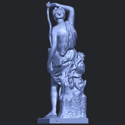 06_TDA0257_Female_WarriorB06.png Download free STL file Female Warrior • 3D print model, GeorgesNikkei