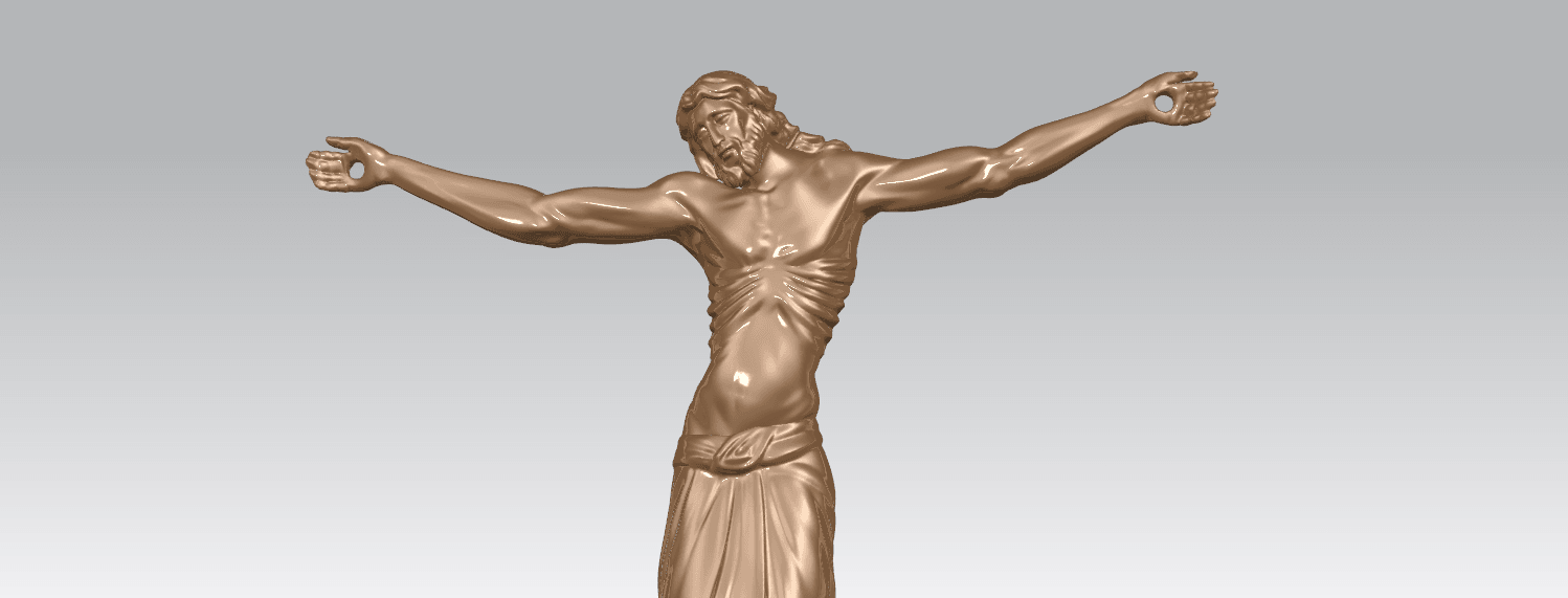 TDA0230 Jesus (iv) A06.png Download free STL file Jesus 04 • Template to 3D print, GeorgesNikkei
