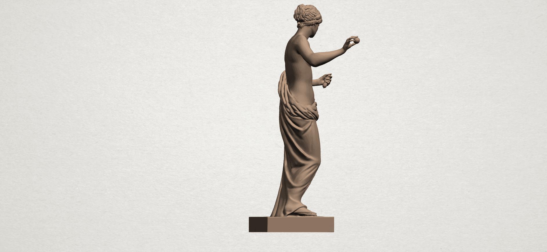 Naked Girl (xiv) A07.png Télécharger fichier STL gratuit Fille nue 14 • Plan pour imprimante 3D, GeorgesNikkei