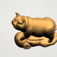Chinese Horoscope12-A01.png Download free STL file Chinese Horoscope 12 pig • Model to 3D print, GeorgesNikkei
