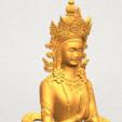Download free 3D printer designs Tibet Budhha 01, GeorgesNikkei