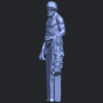 Download free 3D model Sculpture of a man 03, GeorgesNikkei