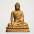 Download free 3D printer designs Thai Buddha 02 -TOP MODEL, GeorgesNikkei