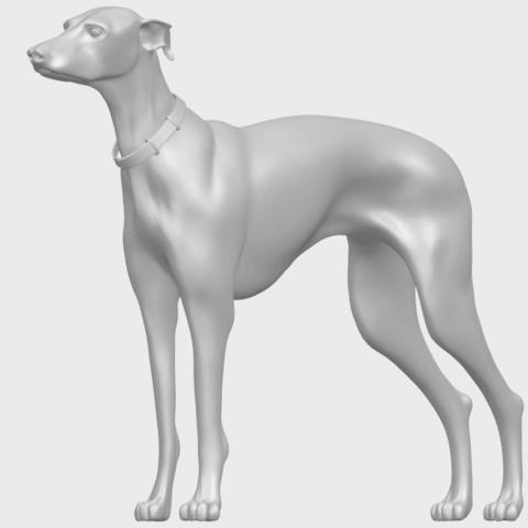 20_TDA0531_Skinny_Dog_03A05.png Download free STL file Skinny Dog 03 • 3D printer model, GeorgesNikkei