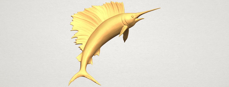 TDA0572 Swordfish 02 A01 ex1200.png Télécharger fichier STL gratuit Espadon 02 • Objet pour impression 3D, GeorgesNikkei