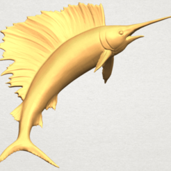 Download free STL file Swordfish 02, GeorgesNikkei