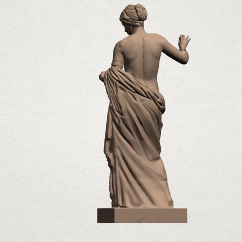 Naked Girl (xiv) A05.png Download free STL file Naked Girl 14 • 3D printer design, GeorgesNikkei