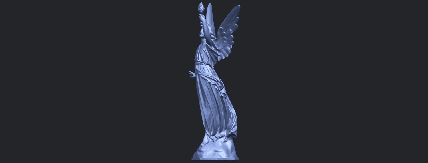 17_TDA0202_Statue_01_-88mmB03.png Download free STL file Statue 01 • Object to 3D print, GeorgesNikkei