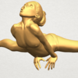 TDA0562 Naked Girl 20 open leg a02.png Download free STL file Naked Girl 20 open leg • 3D printable template, GeorgesNikkei