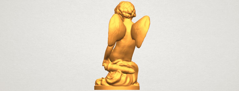 A06.png Télécharger fichier STL gratuit Cupidon 01 • Modèle à imprimer en 3D, GeorgesNikkei