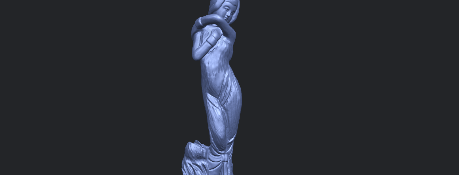 14_TDA0451_Fairy_06A10.png Download free STL file Fairy 06 • 3D printer model, GeorgesNikkei