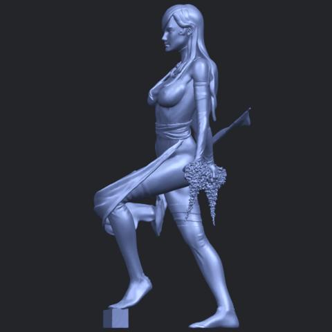 07_TDA0476_Beautiful_Girl_10B03.png Download free STL file Beautiful Girl 10 • 3D printable design, GeorgesNikkei