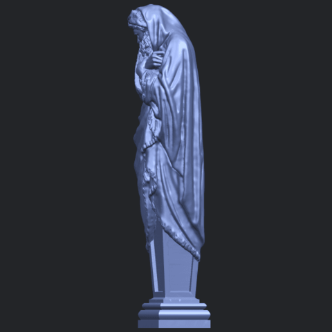 11_TDA0259_Sculpture_WinterB03.png Download free STL file Sculpture - Winter 01 • 3D printable object, GeorgesNikkei