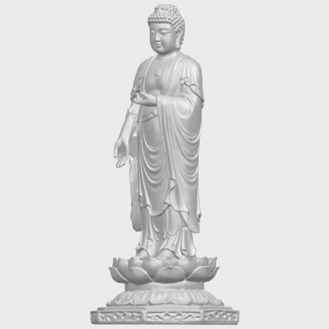 10_TDA0176_Gautama_Buddha_Standing_iiiA05.png Download free STL file Gautama Buddha Standing 03 • 3D printing design, GeorgesNikkei