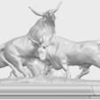15_Bull_iii_74mm-A07.png Télécharger fichier STL gratuit Taureau 03 • Plan imprimable en 3D, GeorgesNikkei