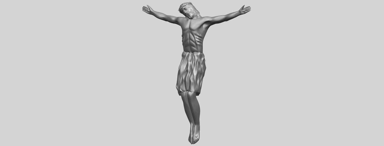 04_TDA0232_Jesus_iii_88mmA02.png Download free STL file Jesus 03 • 3D printable template, GeorgesNikkei