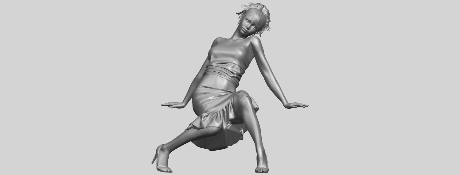 06_TDA0657_Naked_Girl_G05A01.png Download free STL file Naked Girl G05 • 3D printing object, GeorgesNikkei
