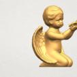 Télécharger fichier 3D gratuit Angel Baby 05 gratuit, GeorgesNikkei