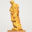 A05.png Télécharger fichier STL gratuit Sculpture - Hiver 02 • Design pour impression 3D, GeorgesNikkei