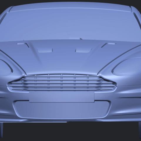 TDB008_1-50 ALLA09.png Download free STL file Aston Martin DBS • 3D printing object, GeorgesNikkei