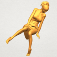 A10.png Download free STL file Naked Girl E06 • 3D printer object, GeorgesNikkei