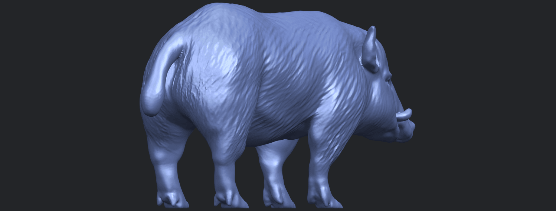 13_TDA0320_Pig_ii_B05.png Download free STL file Pig 02 • 3D printable object, GeorgesNikkei