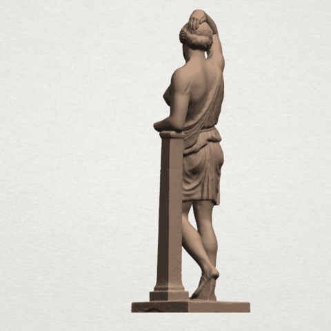 Naked Girl (x) A04.png Download free STL file Naked Girl 10 • 3D printing model, GeorgesNikkei