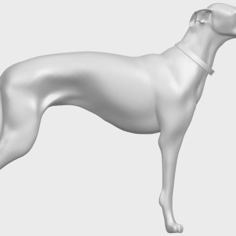 20_TDA0531_Skinny_Dog_03A01.png Download free STL file Skinny Dog 03 • 3D printer model, GeorgesNikkei