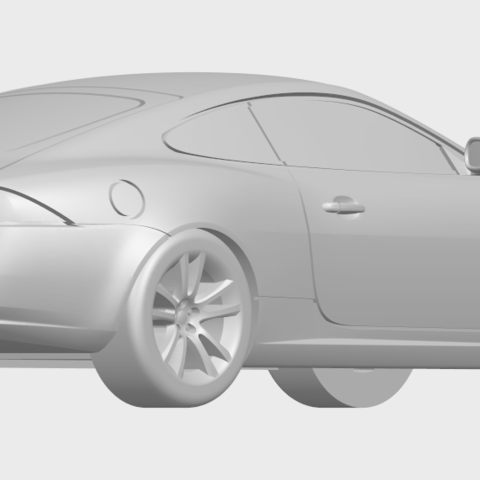 58_TDB003_1-50_ALLA05.png Download free STL file Jaguar X150 Coupe Cabriolet 2005 • 3D printing template, GeorgesNikkei
