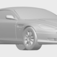 Free stl files Aston Martin DB9 Coupe, GeorgesNikkei