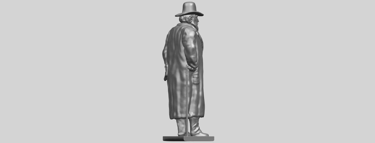08_TDA0210_Sculpture_of_a_man_88mmA08.png Download free STL file Sculpture of a man 02 • Object to 3D print, GeorgesNikkei