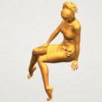 Descargar modelo 3D gratis Chica desnuda E07, GeorgesNikkei