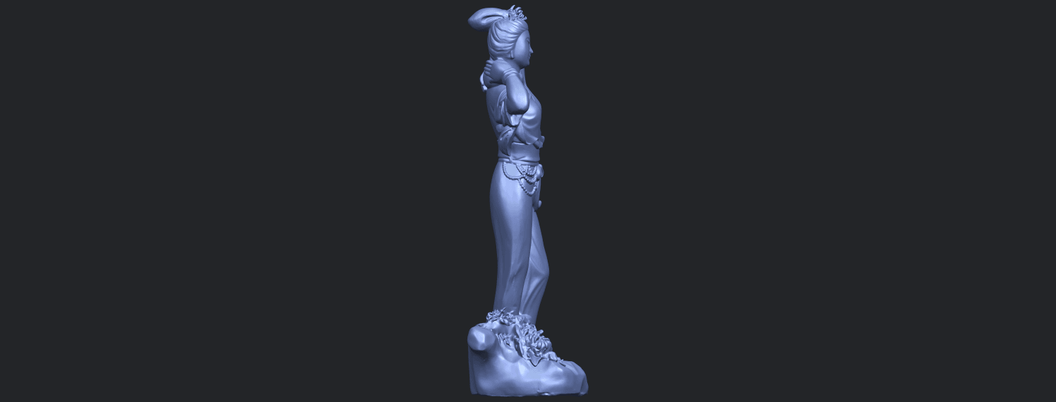 18_TDA0447_Fairy_02B09.png Download free STL file Fairy 02 • 3D printing object, GeorgesNikkei