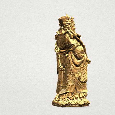 God of Treasure - B09.png Download free STL file God of Treasure • 3D printing model, GeorgesNikkei