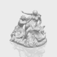 28_TDA0166_Naked_Couple_viA00-1.png Download free STL file  Naked Couple 06 • 3D printing object, GeorgesNikkei