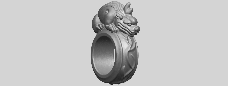 07_TDA0504_Pi_Xiu_RingA08.png Download free STL file Pi Xiu Ring • Object to 3D print, GeorgesNikkei