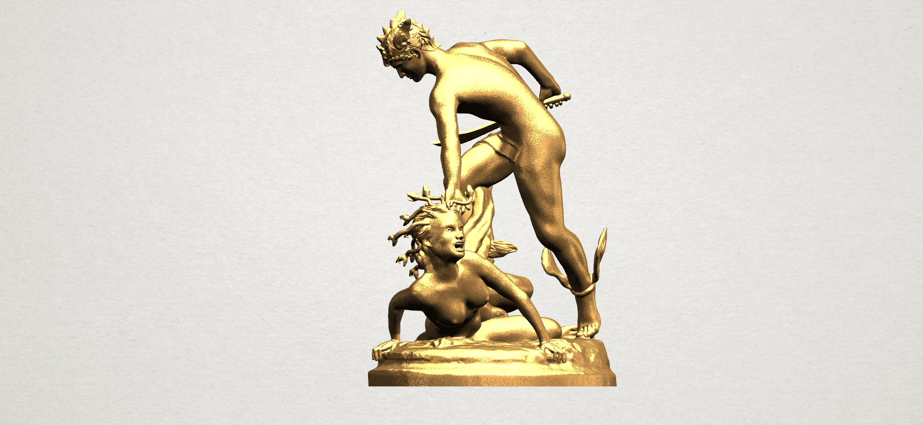 Killing - A01.png Download free STL file Killing 01 • 3D printable model, GeorgesNikkei