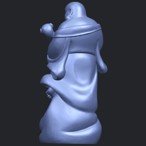 03_Metteyya_Buddha_04_88mmB06.png Download free STL file Metteyya Buddha 04 • 3D printable object, GeorgesNikkei