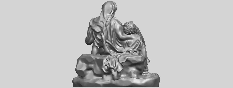 05_TDA0238_La_PietaA07.png Télécharger fichier STL gratuit La Pieta • Modèle pour impression 3D, GeorgesNikkei
