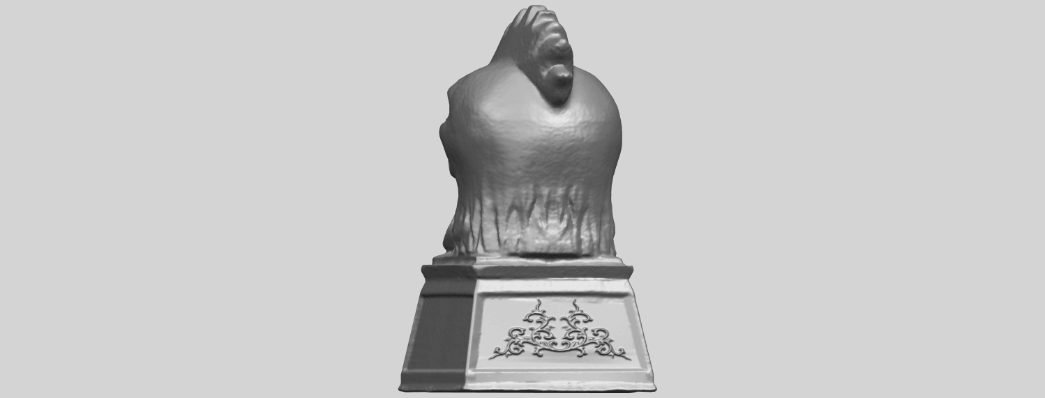 18_TDA0517_Chinese_Horoscope_of_Rooster_02A06.png Download free STL file Chinese Horoscope of Rooster 02 • 3D printable object, GeorgesNikkei