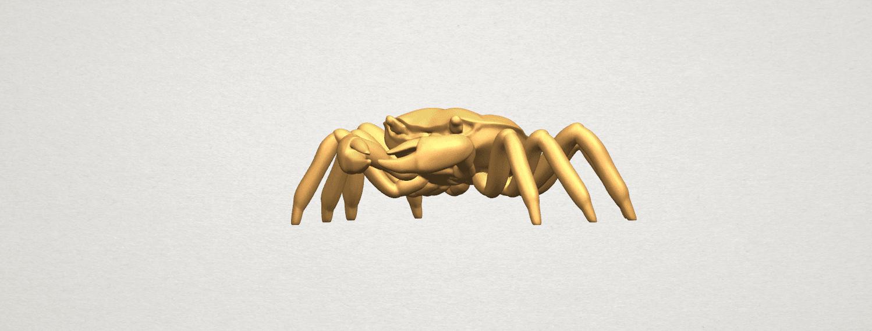 TDA0612 Crab A05.png Télécharger fichier STL gratuit Crabe • Objet pour imprimante 3D, GeorgesNikkei